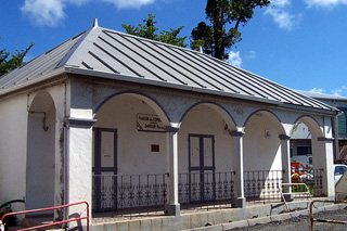 Ancien Poste de police Bras-Panon La Réunion