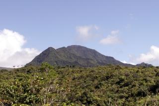Paysage du Sentier de l'Eden Bras-Panon La Réunion