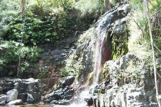 Cascade de Bras Rouge.