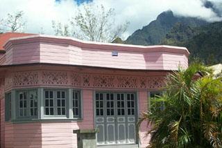 Maison Soledad à Cilaos île de La Réunion.