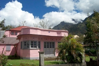 Maison Soledad Cilaos La Réunion.