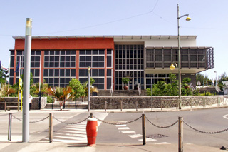 Mairie étang-salé île de La Réunion