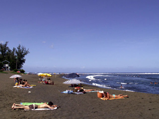 Plage étang-salé La Réunion