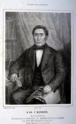 A. Ch. Jh. Bernier, Médecin, Botaniste.