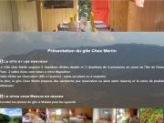 Gite Chez Merlin