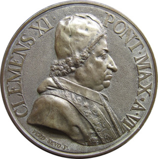 Clément XI Gianfrancesco Albani