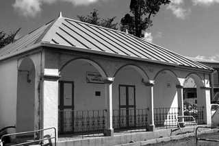 Ancien poste de police de Bras-Panon.