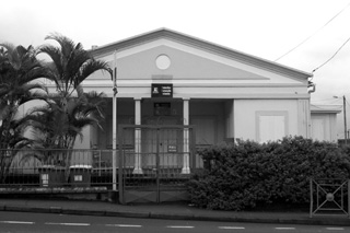 Ancienne Mairie de Petite-île.