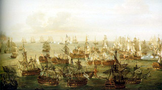 21 octobre 1805 Bataille de Trafalgar
