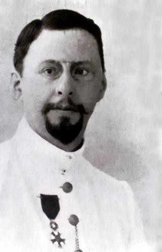 Gouverneur de La Réunion Adrien Bonhoure