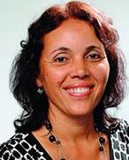 Colette Caderby conseillère régionale 2010