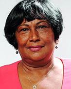 Marie Huguette Vidot conseillère régionale 2010