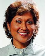 Marie Patricia Doxiville kichenaman conseillère régionale 2010