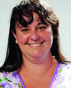 Valérie Bénard conseillère régionale 2010