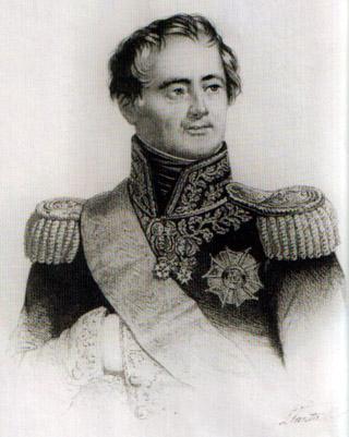 Charles Mathieu Isidore Decaen gouverneur île de France (Maurice)
