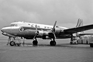 Douglas DC-4 Air France