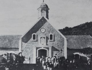Église de Saint-Paul avant incendie de 1905