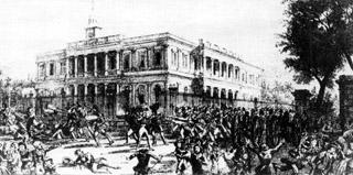 émeute 1868 saint-denis