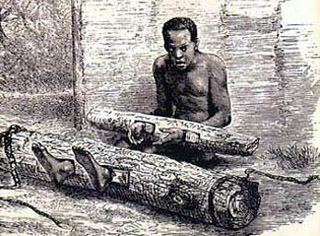Esclave prisonnier