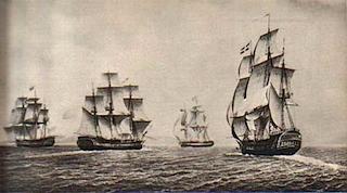 Flotte de la Compagnie des Indes Orientales