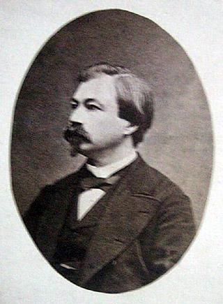 Portrait de François Césaire de Mahy