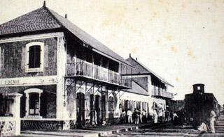 Gare de Saint-Denis de La Réunion