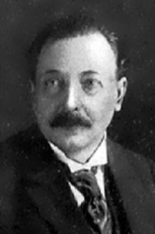 Jules Auber Sénateur de La Réunion
