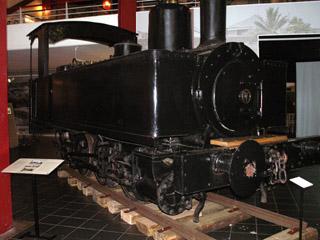 Locomotive à vapeur Schneider 030T