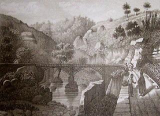 Pont à Manapany
