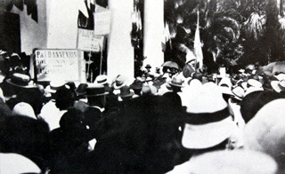 Manifestation du 15 septembre 1907