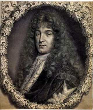 Jean-Baptiste Colbert marquis de Seignelay