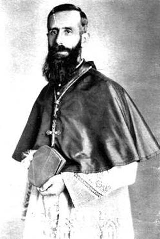 Monseigneur François Émile Marie Cléret de Langavant