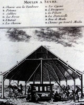 Moulin à sucre