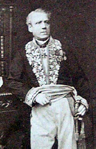 Pierre Aristide Faron gouverneur de La Réunion