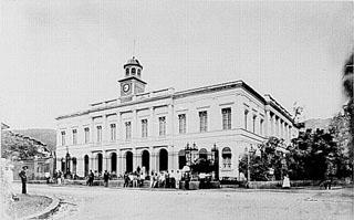 Photographie de Pierre étienne Cuinier Hôtel de ville Saint-Denis