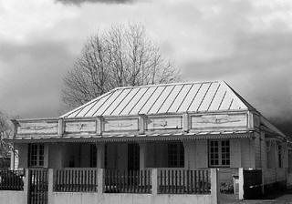 Ancienne mairie Plaine des Palmistes
