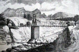 Pont rivière du Mât