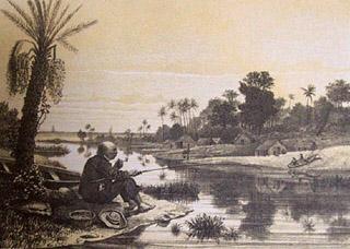 étang de Saint-Paul