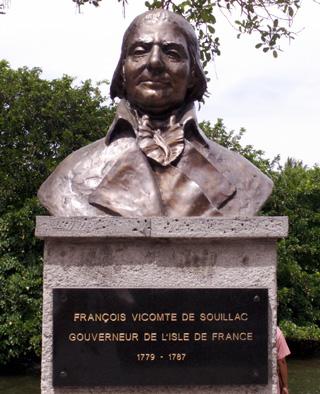 François vicomte de Souillac