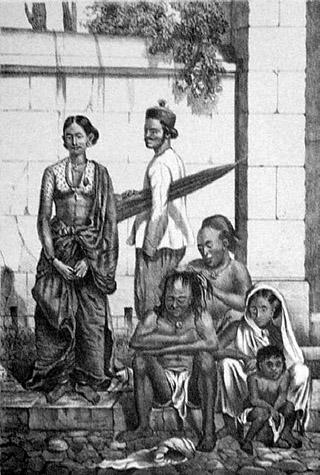 Indiens à La Réunion