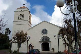Église Sainte Thérèse de l'Enfant Jésus Plaine des Cafres.