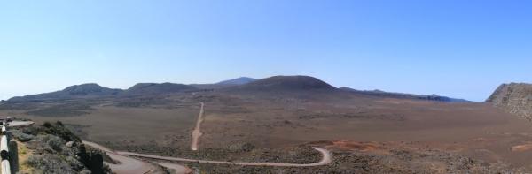 Panorama de la Plaine des Sables