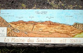 Plaine des Sables La Réunion.