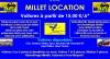 Millet Location
