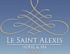 Restaurant de l'hôtel le Saint-Alexis ****