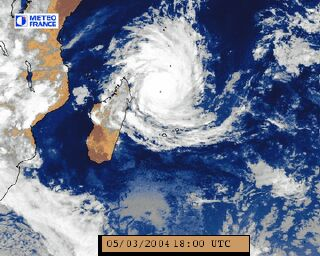 Photo cyclone Galifo