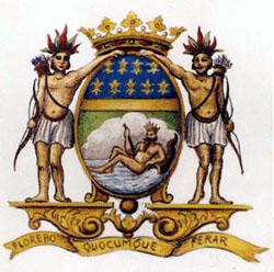 Armoiries de La Compagnie des Indes