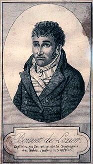 Jean Baptiste Charles Bouvet de Lozier