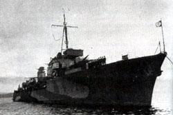 contre-torpilleur Le Léopard