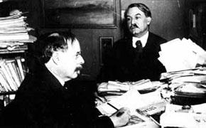 Marius et Hary Leblond